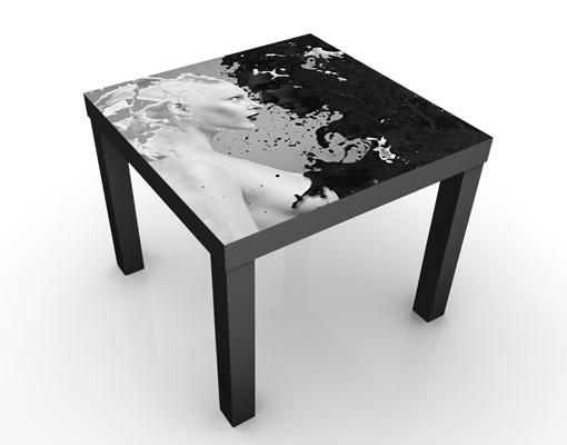 Design tische top 21 motive 55x45x55cm couch beistell for Designer tische wohnzimmer