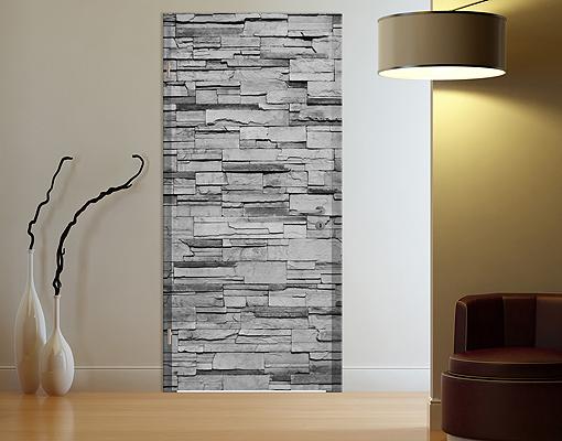 fototapete tuer selbstklebend patagonia stonewall. Black Bedroom Furniture Sets. Home Design Ideas
