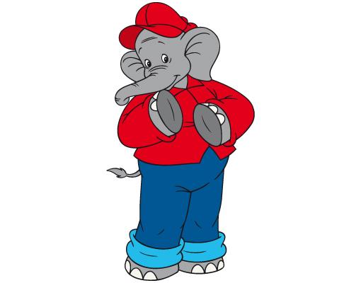 Vorhang Kinderzimmer Elefant :  kinderzimmerelefantabente, 2495 EUR @ bilderweltennetde