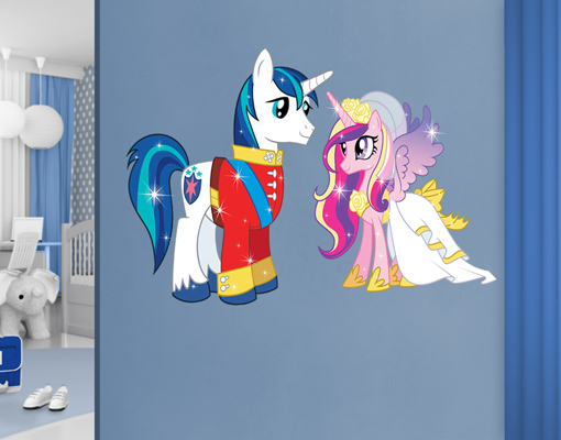Decoration De Mur My Little Pony
