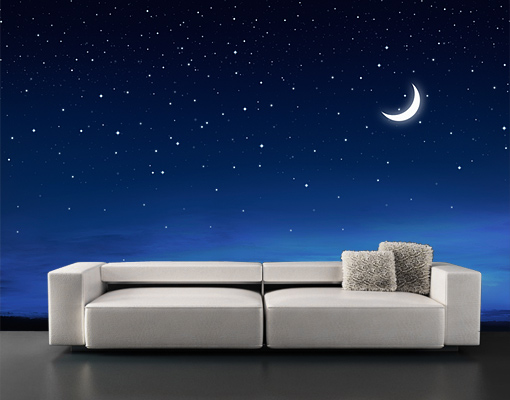 Photo Wall Mural SILENT NIGHT 400x280 Part 8