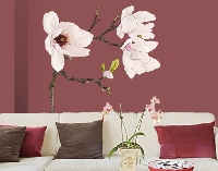 WandTattoo No.631 Painted Magnolia