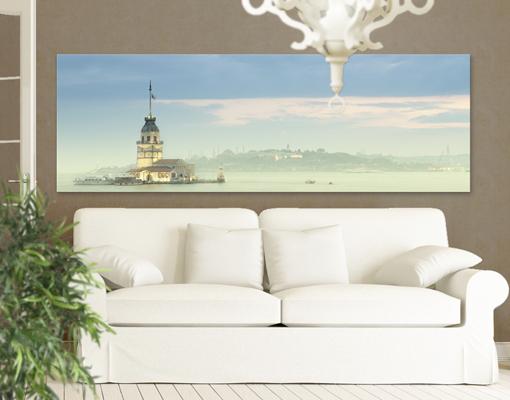 LeinwandBild-Top-26-Motive-Panorama-120x40-Paradies-Erholung-Stadt-Meer-Leinwand