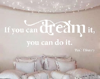 WandTattoo No.CA31 Dream it