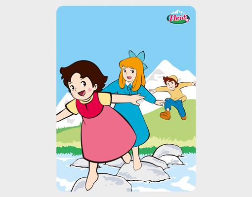 Heidiswelt preis bild rating vorlieben kommentare for Kinderzimmer berge