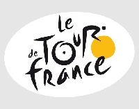 WandTattoo Tour de France - Logo II