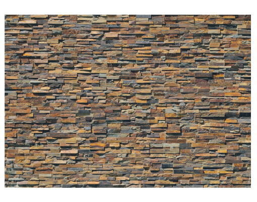 Art Stone Walls : Photo wall mural royal stonewall decor