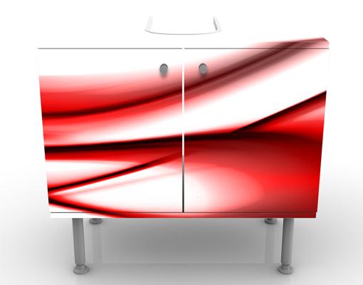 design waschtisch red touch 60x55x35cm design waschtisch. Black Bedroom Furniture Sets. Home Design Ideas