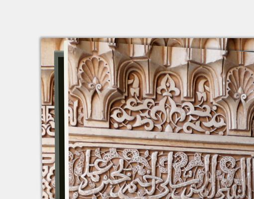 Tapeten Design Orientalisch : Selbstklebend Alhambra Foto Tapeten Bauwerke Orientalisch Tore eBay