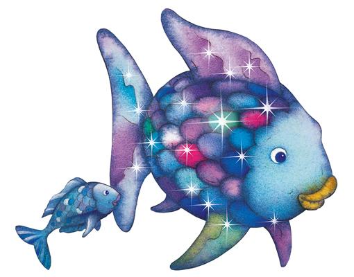 Rainbow Fish Book Tattoo