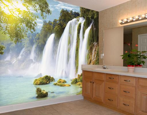 Fleece wall mural amazon waters wallpaper wall art wall for Amazon mural wallpaper