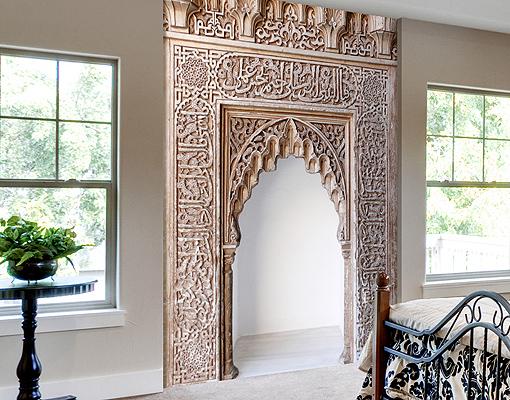 vlies fototapete alhambra tapete bauwerke orientalisch tore steine eingang ebay. Black Bedroom Furniture Sets. Home Design Ideas