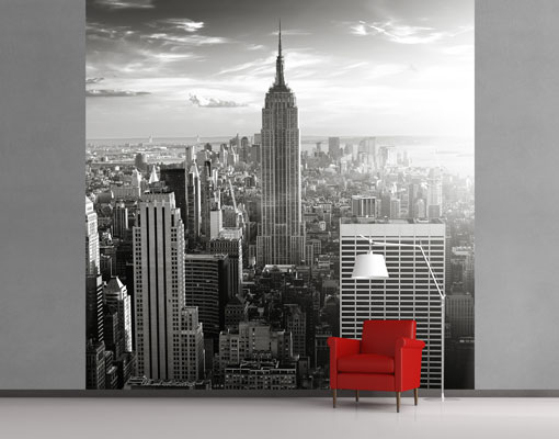 Image Is Loading Fleece Wall Mural Manhattan Skyline Wallpaper Fleece Mural  Part 83