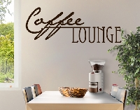 WandTattoo No.CA27 Coffee Lounge