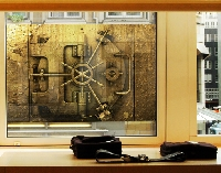 FensterBild Golden Safe