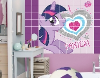 FliesenBild My little Pony - Twilight Sparkle I love Ponies