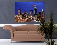 WandBild Seattle