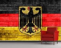Vlies FotoTapete Germany Woodwall