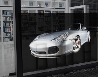 FensterBild Porsche Turbo 996 No.1