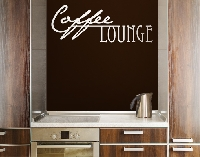 WandTattoo No.CA27 Coffee Lounge II