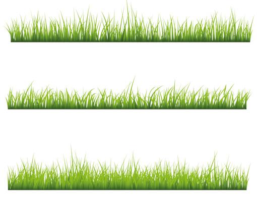 Fenstersticker gras set pflanzen bl tter gr n wiese ebay - Fliesenaufkleber gras ...