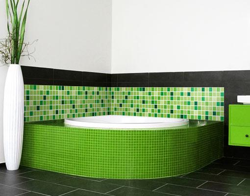 Badezimmer fliesen mosaik bunt  Badezimmer Fliesen Mosaik ~ Innen- und Möbelideen