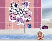 FliesenBild Littlest Pet Shop - Portraits