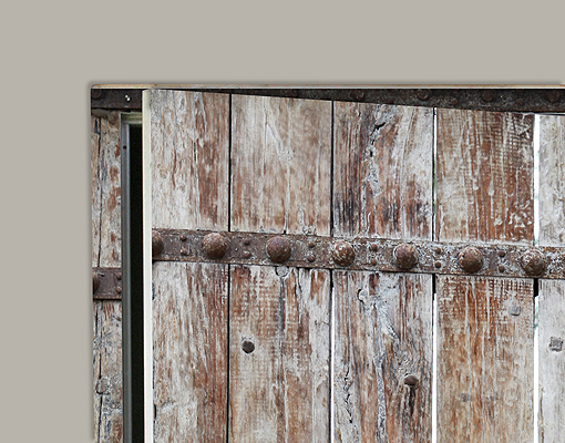Großartig Fototapete Tür Selbstklebend Chinese Door Foto Tapeten China Holz  UF75