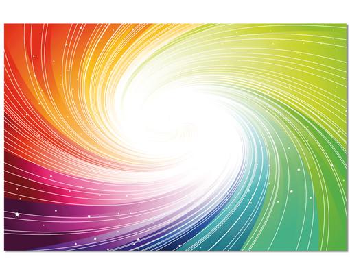alu-dibond-whitefinish-bild-kaleidoscope-kunst-farben-formen-wellen-rauch, 19.95 EUR @ bilder-welten-net-de