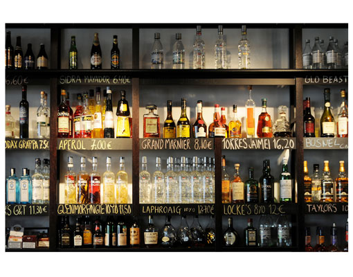 vlies fototapete tapete drink lovers 39 bar foto tapeten. Black Bedroom Furniture Sets. Home Design Ideas