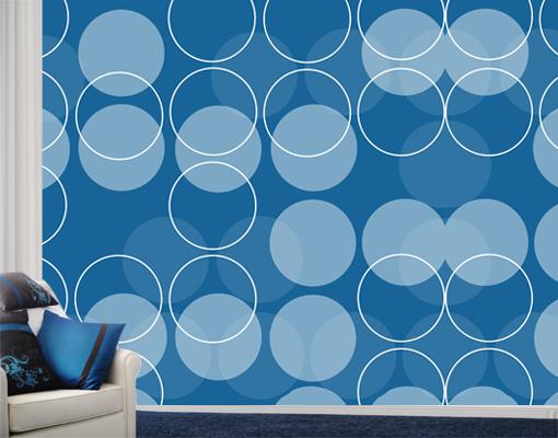 fleece wall mural in orbit wallpaper wall art wall decor