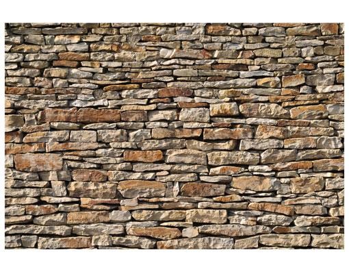 Tapete Mauer Selbstklebend : Tapete American Stonewall Foto Tapeten Vliestapete Steine Mauer eBay