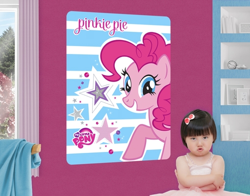 Image Is Loading Wall Mural My Little Pony Pinkie Pie Wall  Part 57