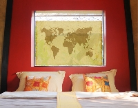 FensterBild Worldmap