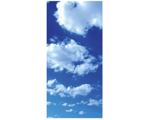 Poster per porte con colla heavenly 100x210 gigantografia for Porte photo a poser