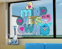 FensterSticker Furby - A Mind Of Its Own