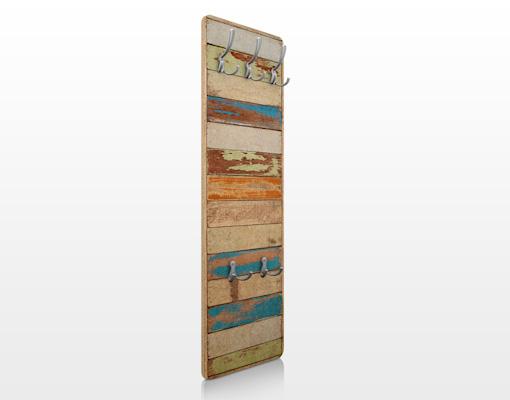 design garderobe mdf holz shelves of the sea natura natur bilder de. Black Bedroom Furniture Sets. Home Design Ideas
