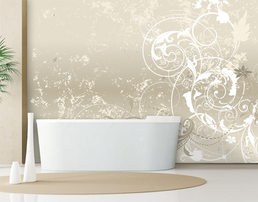 Photo wall mural mother of pearl 400x280 wallpaper wall art wall decor ornaments ebay - Wall decoration with pearls ...