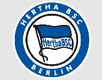 FensterSticker Hertha BSC® Logo II