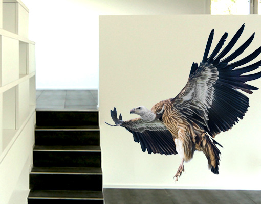 WandTattoo No.378 Majestic Vulture