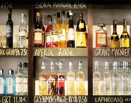 wandbild drink lovers 39 bar panorama xxl poster. Black Bedroom Furniture Sets. Home Design Ideas