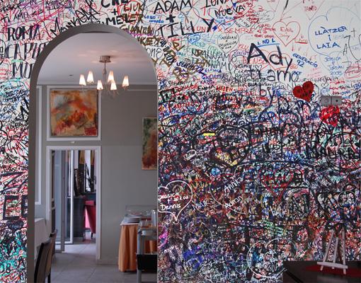 Briefe An Romeo Und Julia : Fototapete verona romeo julia tapete handschriften